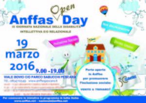 locandina Anffas Open Day 2016 copia